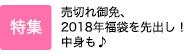 2017年福袋