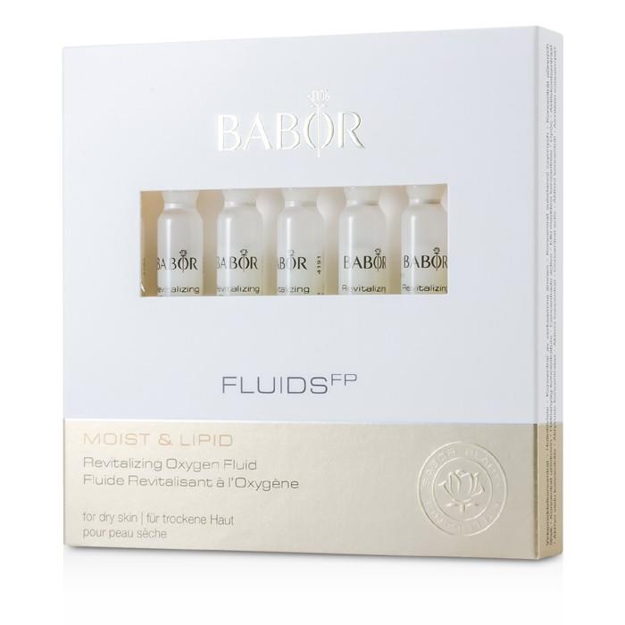 フルイド FP リバイタライジング オキシジョンフルイド (潤い&油分、乾燥肌用)