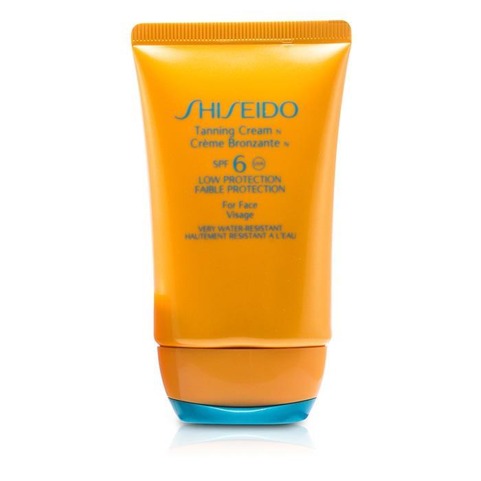 タンニングクリーム SPF 6 ( フェース用 ) 50ml