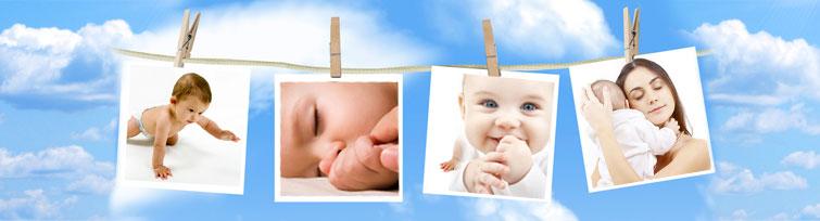 赤ちゃんのお肌は外からの刺激に弱い!