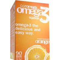 オメガ3スクィーズ チョコレートオレンジ 90袋