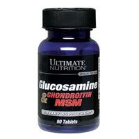 アルティメイト・MSM配合グルコサミン&コンドロイチン90錠