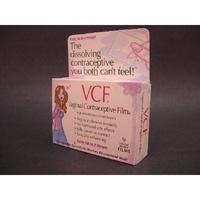 VCF(避妊フィルム)