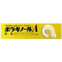 ボラギノールA軟膏 【指定第2類】 20g