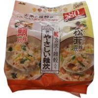 リセットボディ 体にやさしい鯛&松茸雑炊 5食(鯛3食+松茸2食)