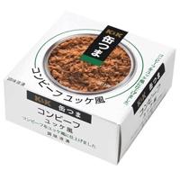 缶つま コンビーフ ユッケ風 80g x6個