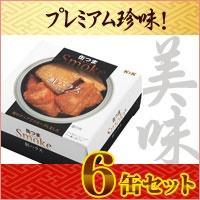 缶つまスモーク 鮭ハラス 50g x6個