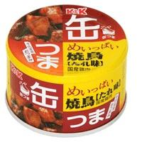 缶つま めいっぱい 焼鳥 たれ 携帯缶 x12個