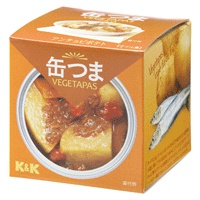 缶つまベジタパス アンチョビポテト x6個