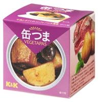 缶つまベジタバス 牛肉とポテトのコンフィバジル風味 x6個