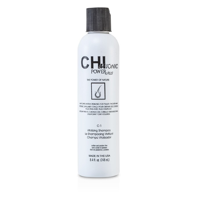 CHI44イオニックパワープラスC-1シャンプー