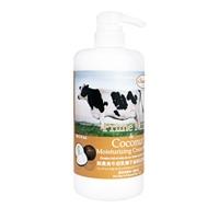 プライムミルク&ココナッツモイスチャライジングクリームバスジェル800ml