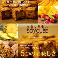 大麦と果実のソイキューブ 800g(200g×4袋)