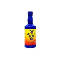 フラックスシードオイル(有機食用亜麻仁油)