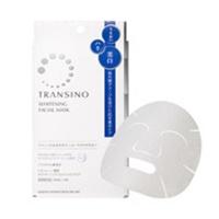 トランシーノ薬用ホワイトニングフェイシャルマスク 20ml×4枚【医薬部外品】