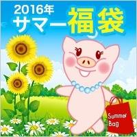 2016!サマー福袋トータルビューティ袋C
