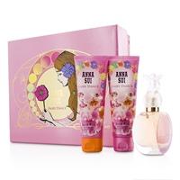 アナスイ シークレットウィッシュフェアリーダンス コフレ3P(Pink Box)