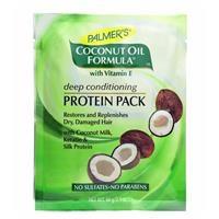 パルマーズ ココナッツオイル プロテインパック4袋入り パルマーズ ココナッツオイル プロテインパック4袋入り