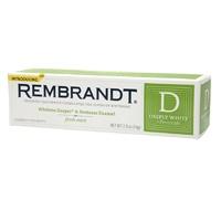 レンブラント ホワイトニング歯磨き粉 74g