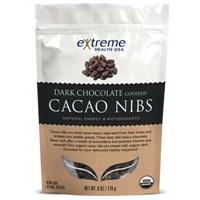 有機ダークチョコレート カカオニブ