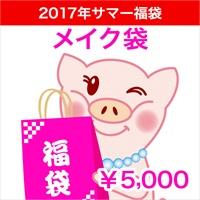 2017★サマー福袋★メイク袋 五千円